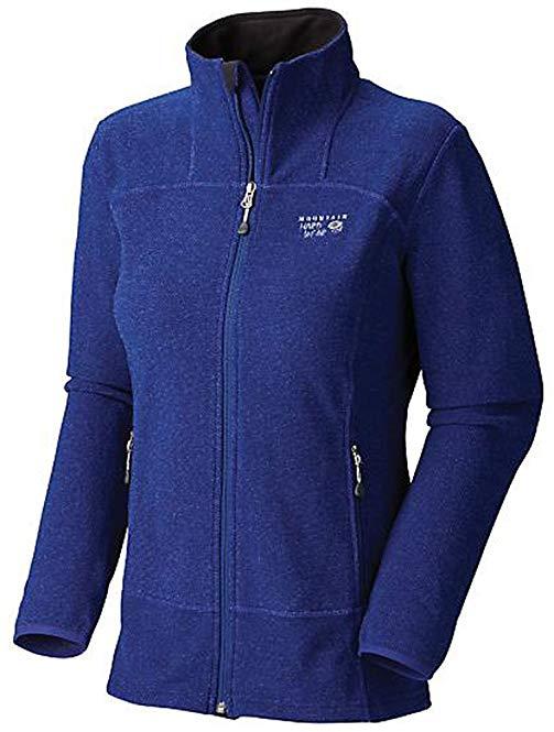 Mountain Hardwear Toasty Tweed Fleece Jacket - Women's
