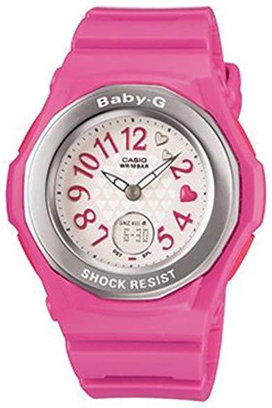 Baby-G Ladies Watch Baby-G Nail Art BGA-105-4BDR - WW