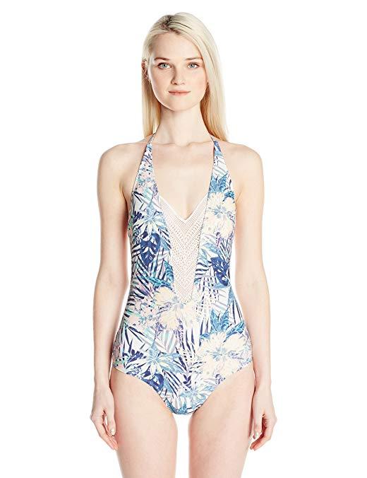 Roxy Women's Sea Lovers One Piece Swimsuit