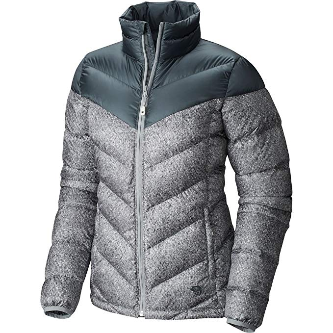 Mountain Hardwear Ratio Printed Down Jacket - Women's
