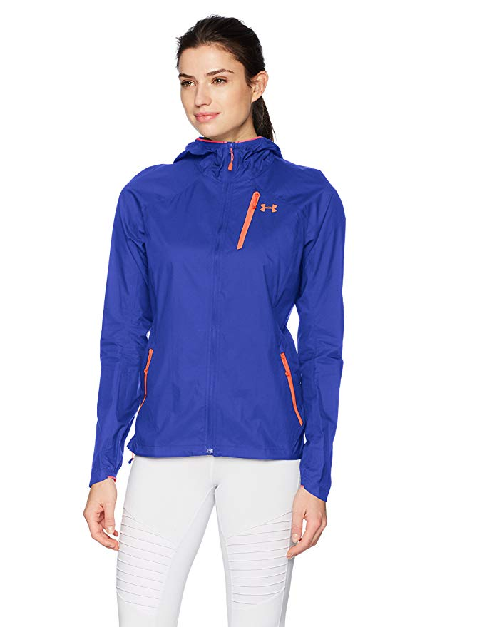 Under Armour Women's Mission Jacket